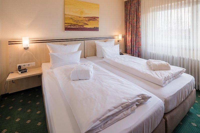 Best Western Hotel Heide Wohnbeispiel