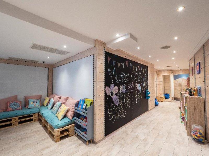 Princesa Parc Lounge/Empfang
