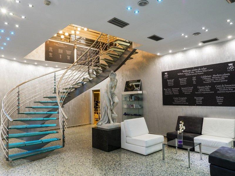 Diana Parc Lounge/Empfang