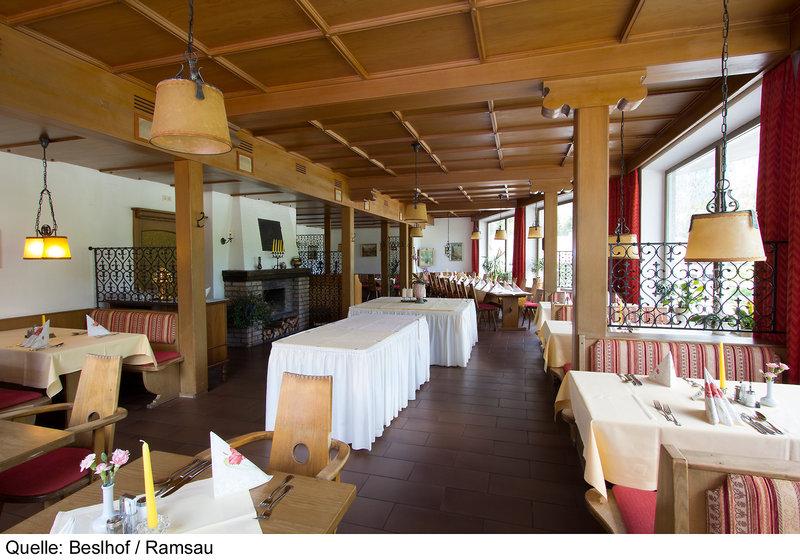 Alpenhotel Beslhof Lounge/Empfang