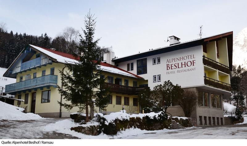 Alpenhotel Beslhof Außenaufnahme