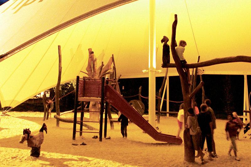Europa-Park Camp Resort Sport und Freizeit