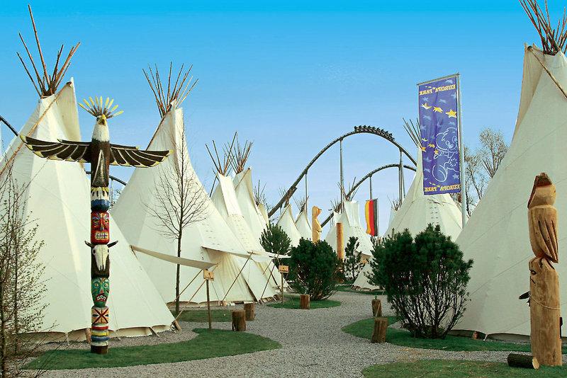 Europa-Park Camp Resort Garten