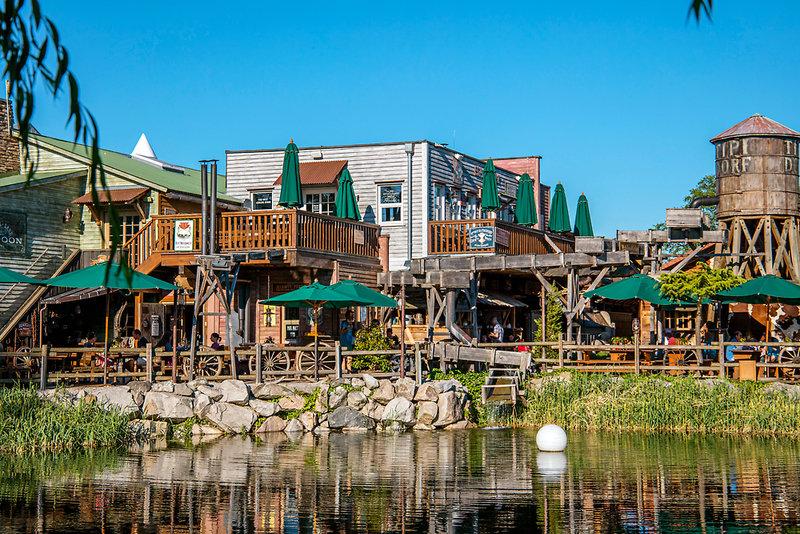 Europa-Park Camp Resort Außenaufnahme