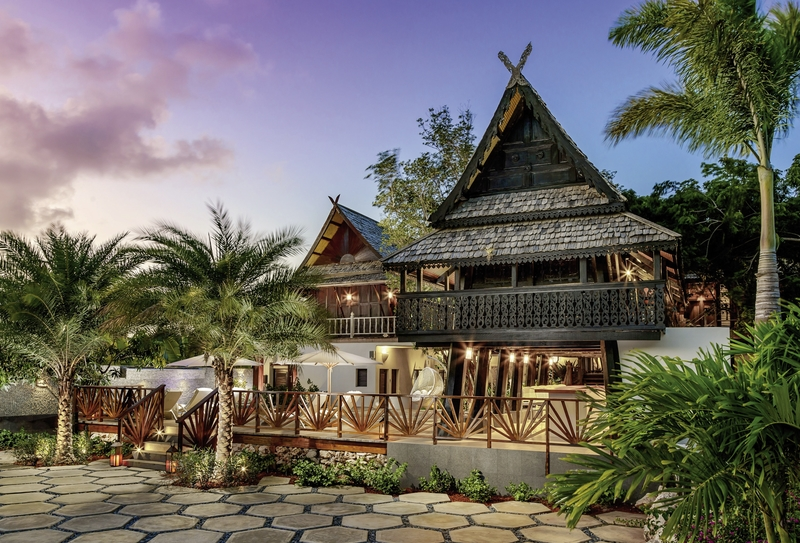 Zemi Beach House Außenaufnahme