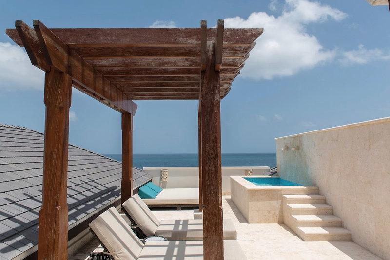Zemi Beach House Terrasse