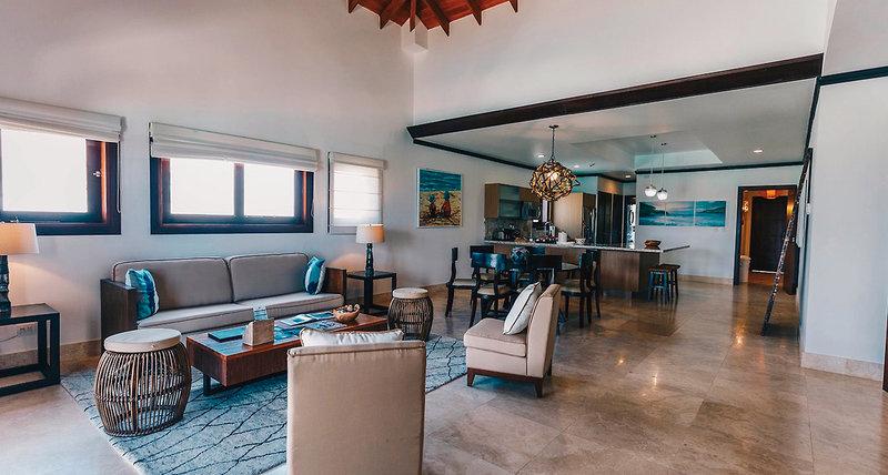 Zemi Beach House Lounge/Empfang