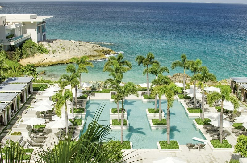 Four Seasons Resort & Residences Anguilla Terrasse