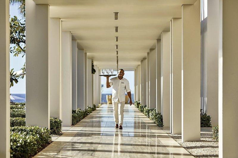 Four Seasons Resort & Residences Anguilla Lounge/Empfang