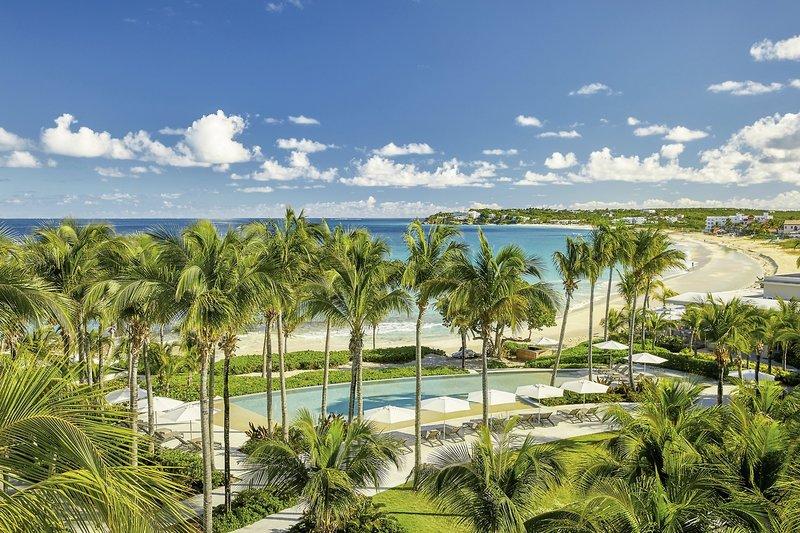 Four Seasons Resort & Residences Anguilla Garten