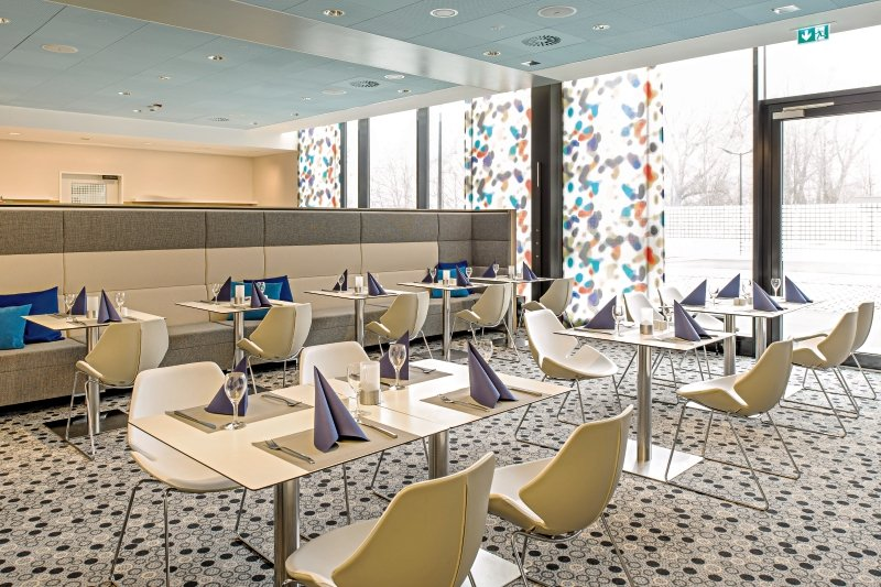 Hotel Comfort Friedrichshafen Frühstücksraum
