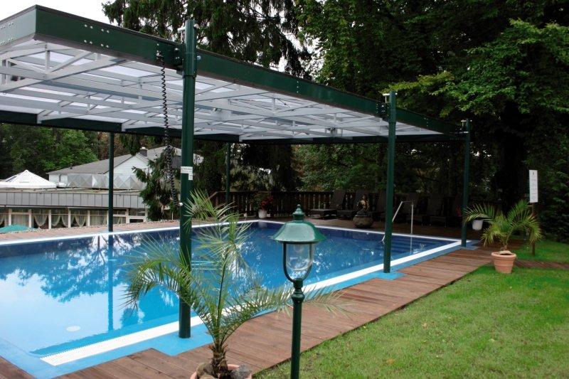 Ostseehotel Villen im Park Pool