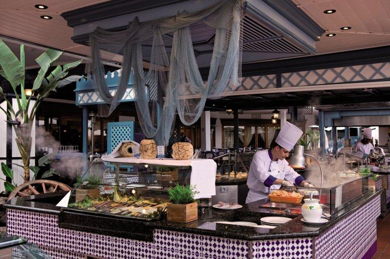 Seaside Los Jameos Playa Restaurant