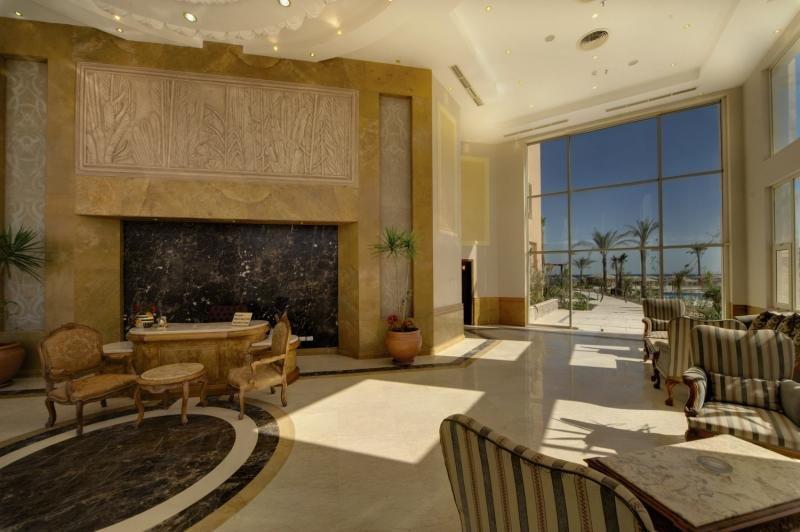 Shams Prestige Resort - Erwachsenenhotel Lounge/Empfang