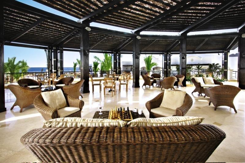 Jaz Dahabeya Lounge/Empfang