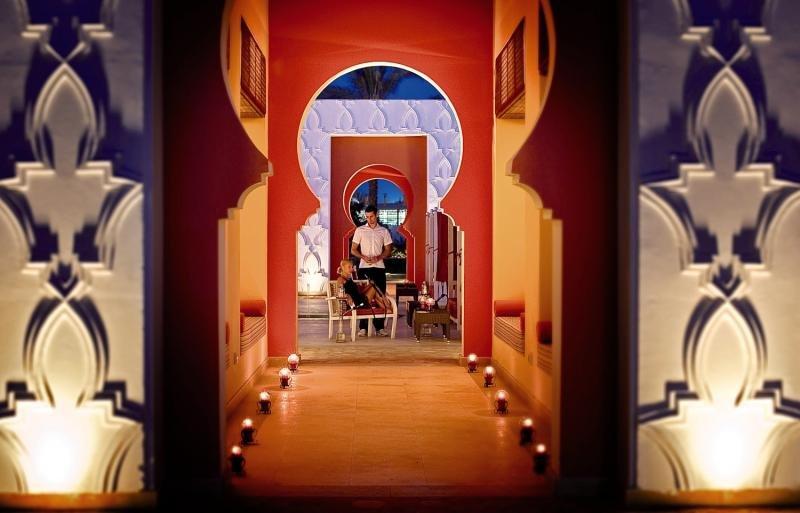 SENTIDO Reef Oasis Senses Resort Lounge/Empfang