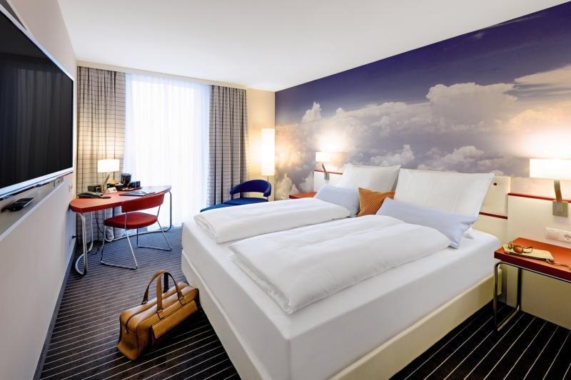 Hotel Comfort Friedrichshafen Wohnbeispiel