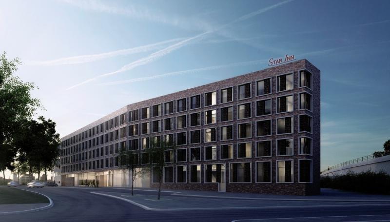Star Inn Hotel Premium Hannover, by Quality Außenaufnahme