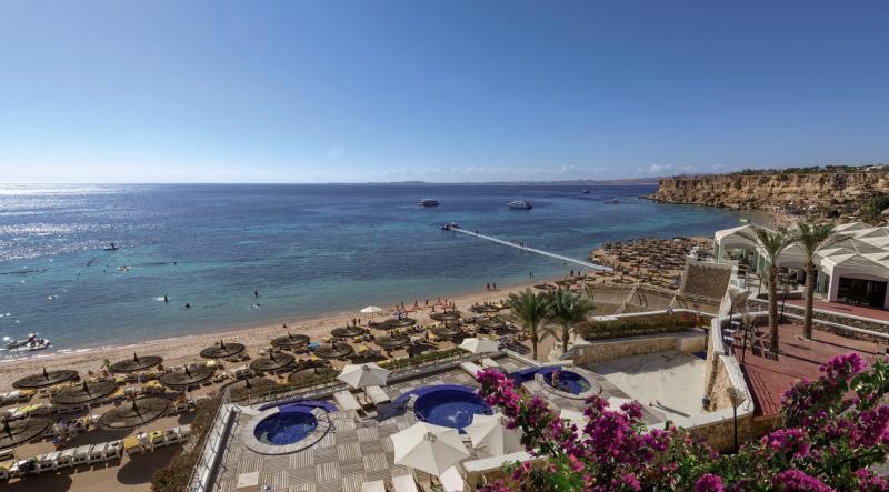 SENTIDO Reef Oasis Senses Resort Strand