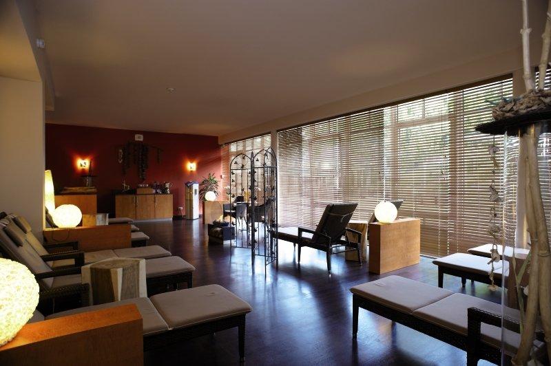 Ostseehotel Villen im Park Lounge/Empfang