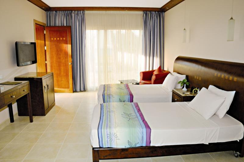 Shams Prestige Resort - Erwachsenenhotel Wohnbeispiel