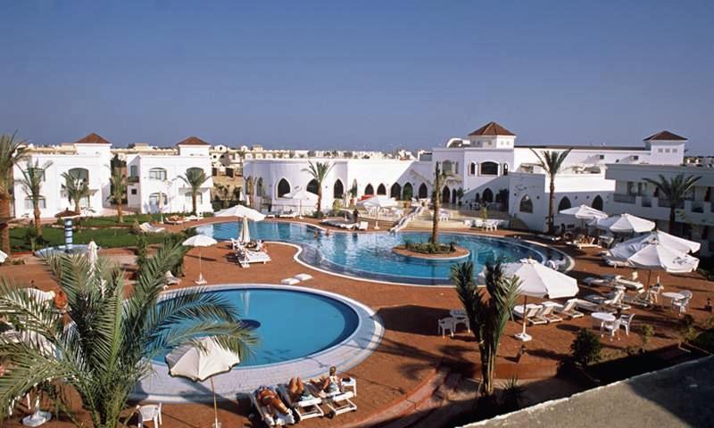 Viva Sharm Außenaufnahme
