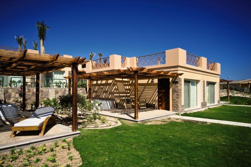Shams Prestige Resort - Erwachsenenhotel Garten