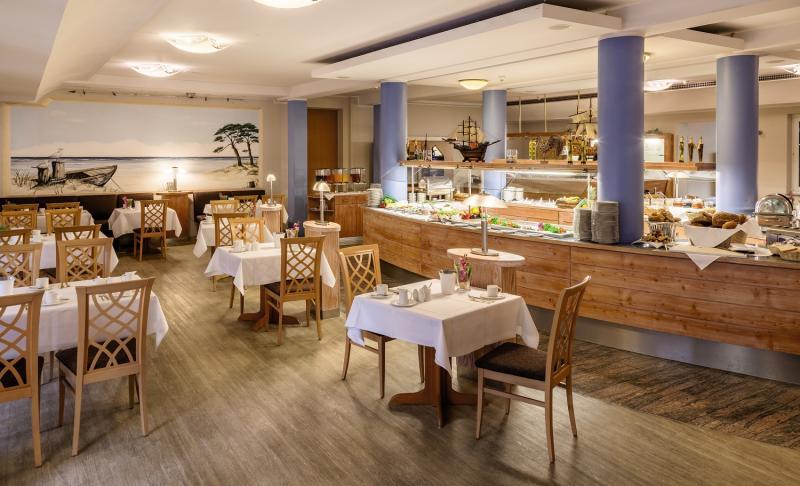 Ostseehotel Villen im Park Restaurant