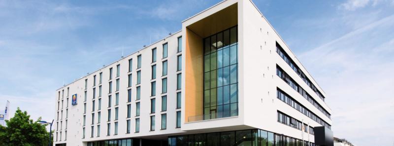 Hotel Comfort Friedrichshafen Außenaufnahme