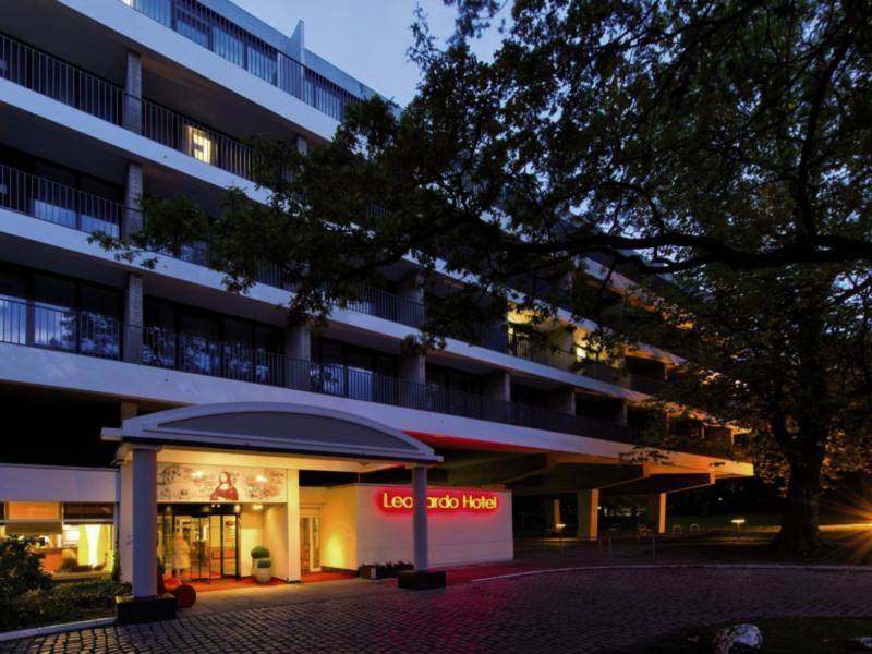 Leonardo Hotel Hannover Außenaufnahme