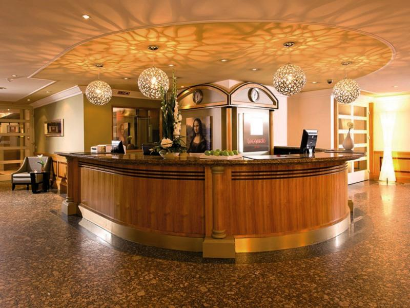Leonardo Hotel Hannover Lounge/Empfang