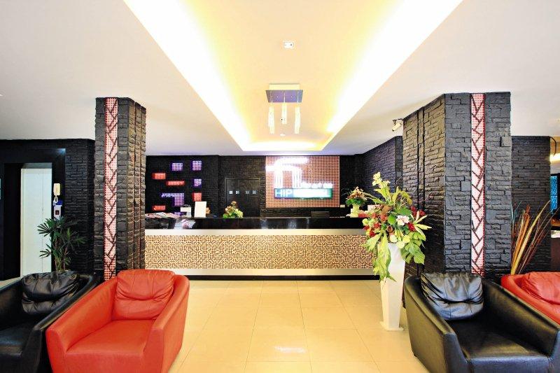 Baramee Hip Lounge/Empfang