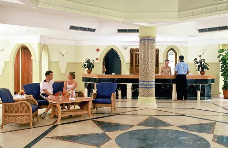 Viva Sharm Lounge/Empfang