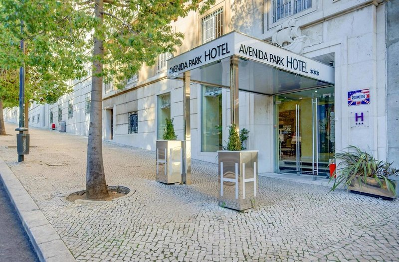 im Hotel Avenida Park 2 Tage in Lissabon & Umgebung